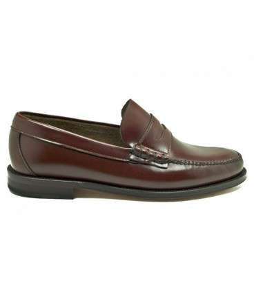 He-Spring 9218 Suede-Chaussure para hombre, color marrón, Marrón (Suede Chocolat), 43
