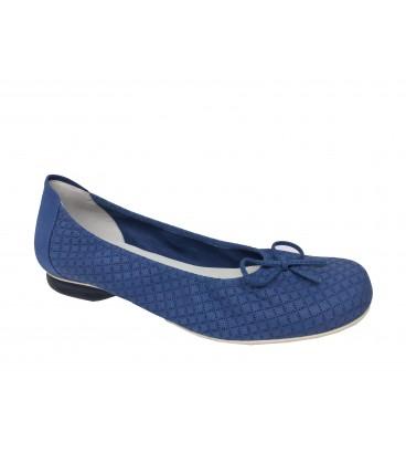 SABRINAS 80011 Nobuck Azul