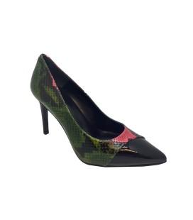 EZZIO 41571 Verde Rojo Negro