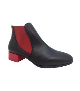 SABRINAS 87005 Negro Rojo