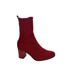 DANIELA SHOES 18657 Malla Rojo