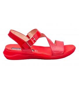WONDERS C-5605 Rojo