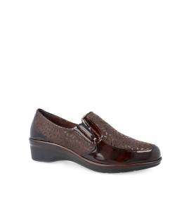 PITILLOS 5710 Marron CharolLy
