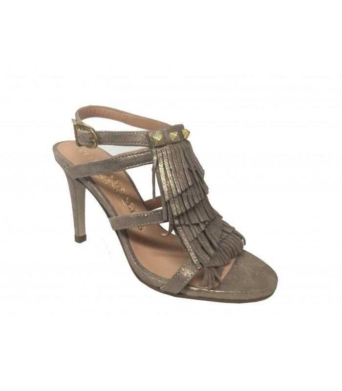 Pedro Flecos Zapatos Miralles Sandalia Beige QrChtdxsB