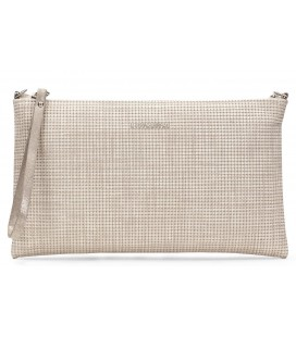 HISPANITAS Clutch BV74386 Oro Beige