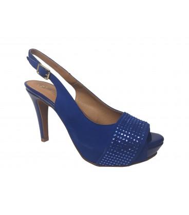 ESTEFANIA 42048 Ante Azul