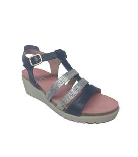 AGARE 7936 Jeans Plata