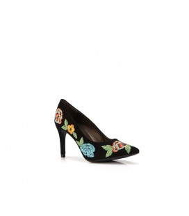 DANIELA SHOES 17501 Ante Negro